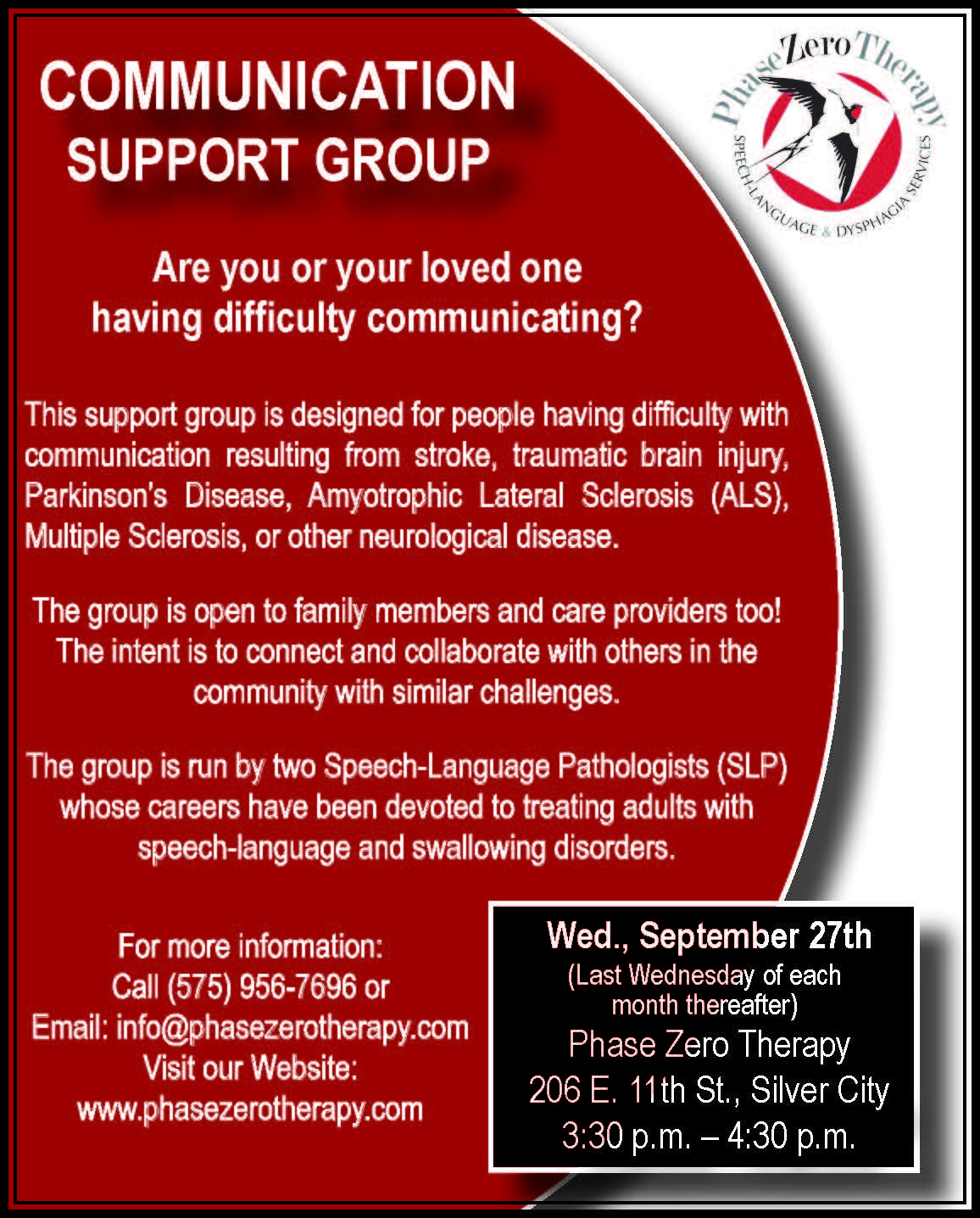 Communication Support Group